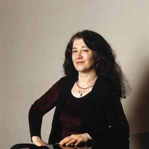 Martha Argerich Piano  Short Biography