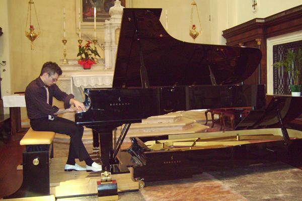 Cameron Carpenter Composer Organ  Short Biography