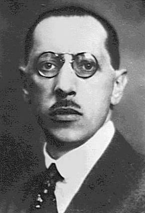 I. Stravinsky