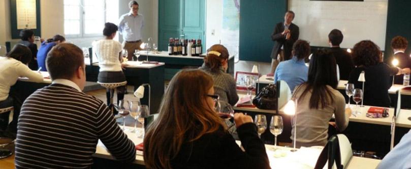 wine institute du Groupe INSEEC