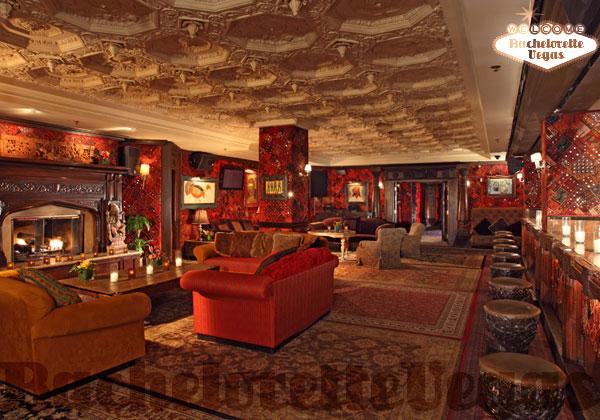 Foundation Room Nightclub  Bachelorette Vegas