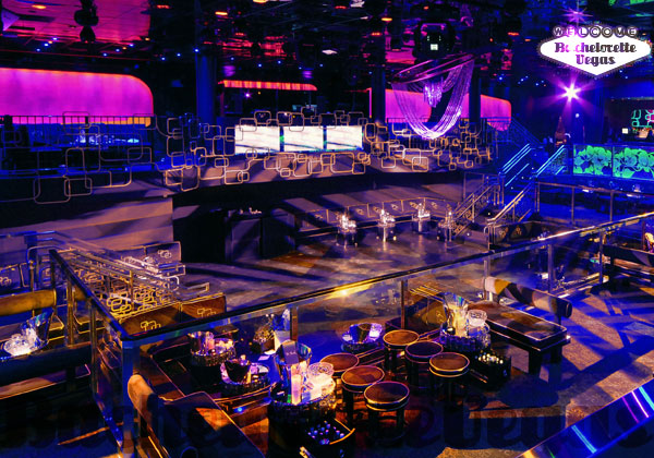 The Bank Nightclub  Bachelorette Vegas