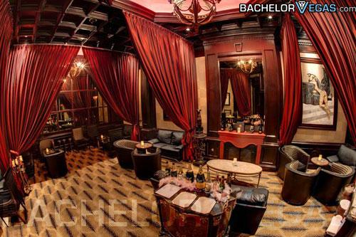 Ricks Cabaret Strip Club  Bachelor Vegas
