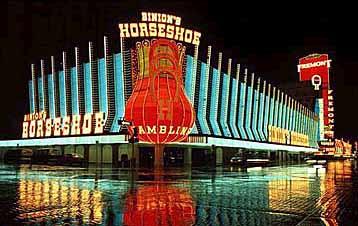 Horseshoe Hotel casino Las Vegas