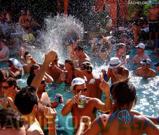 Las Vegas Spring Break Parties