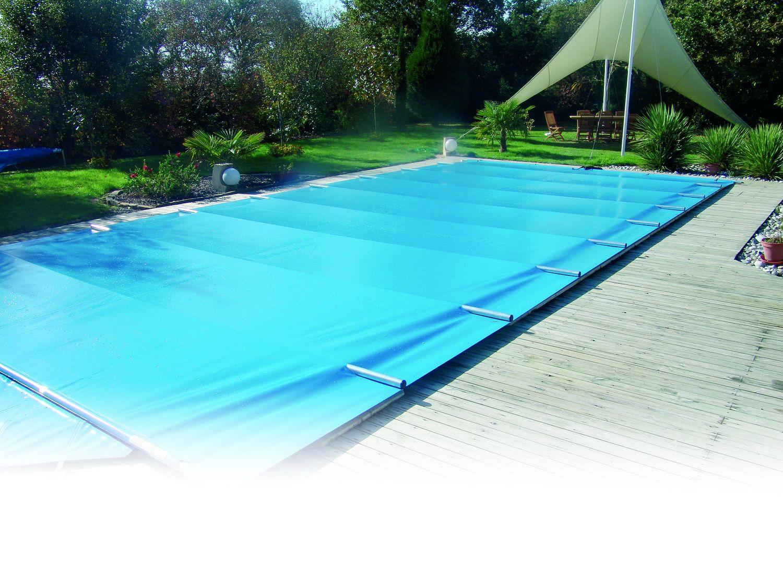 bache saisons a barres couverture piscine securite - Couverture Piscine Tendue 4 Saisons