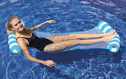 hamac air piscine