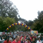 2011 SF AIDS Walk Photo from @tyeolson