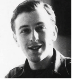 Frank Kameny young