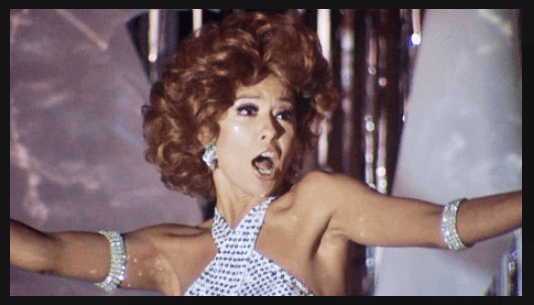 "#FlashbackFriday - 1976: Rita Moreno As ""Googie Gomez"" In The Bathhouse Set Movie ""The Ritz"""