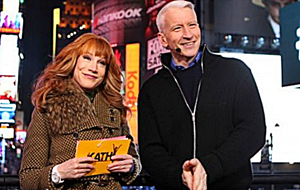Kathy Griffin bowjob