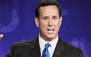 Rick Santorum is gay