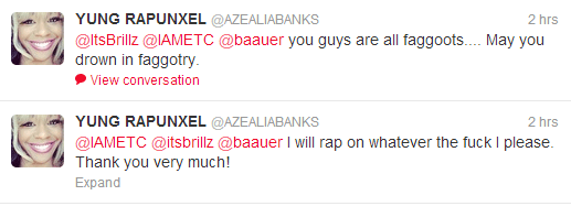 azealia dumbass 2