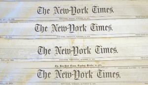 "Gay History - August 24, 1970: the New York Times Runs Front Page Story On ""Homosexuals in Revolt"""
