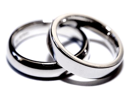 Fake Wedding Bands For Ring Bearer 47 Awesome Gay Wedding Rings