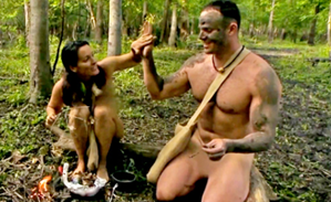 Naked and afraid billy