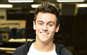 Tom Daley straight