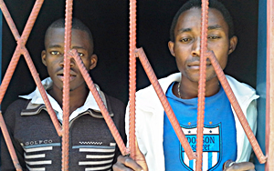 Zambia gay persecution