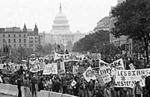 National March on Washington 1979