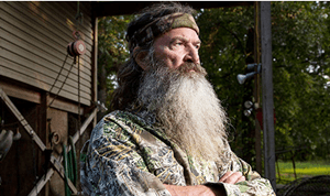 Duck Dynasty douchebag