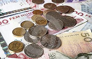 swedish money