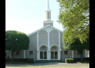 Satan Church New Hope Baptist