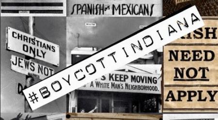BoycottIndiana