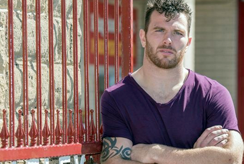 ut Gay Rugby Player Keegan Hirst To Appear On Britan's Celebrity First Dates