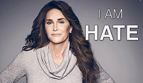 Caitlyn Jenner I am Hate