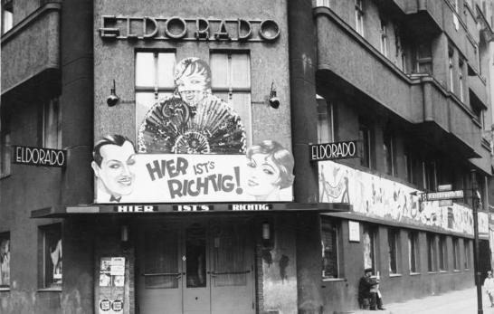 El Dorade Berlin Closes Nazi Germany Gay History
