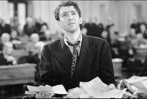 Jimmy Stewart Fillibuster Missouri anti-gay law