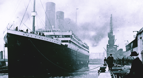 April 14th, 1912:  The Lost and Forgotten Gay Passengers and Crew of the RMS Titanic [Video]