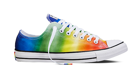 06b260686c0b Converse Sneakers Debuts It s 2016 LGBT Pride Collection