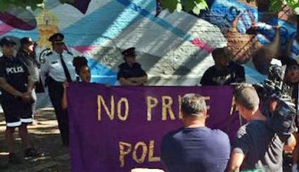 Black Lives Matters Toronto