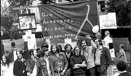 Gay Activist Alliance Gay History