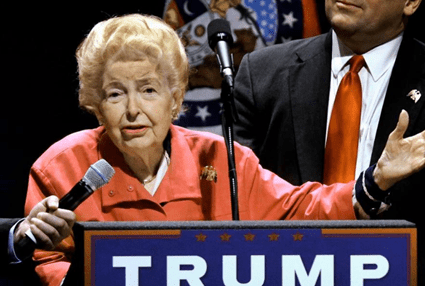 Ding Dong The Witch Is Dead: Anti-Gay, Anti-Feminist, Civil Rights Opponent Phyllis Schlafly Dead at 92