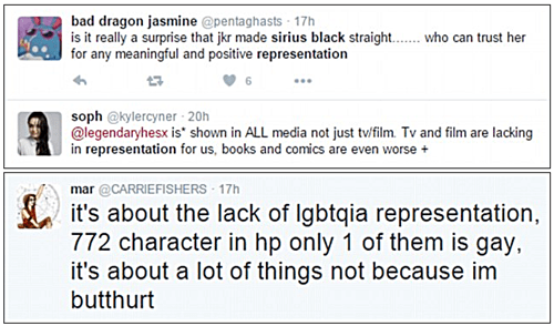 Social Justice Warriors Attack J.K. Rowling On Twitter Over Saying Sirius Black Is Not Gay - Stupificus!