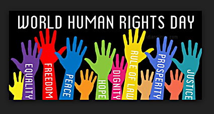 December 10th 2016 - Today Is Human Rights Day. Stand Up For Someone's Rights Today!