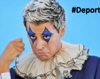 """PedoCON Milo Yiannopoulos """"Resigns"""" From Breitbart Before They Fire Him - #DeportMilo"""