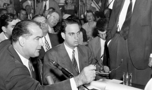 Gay History - February 20, 1927: Roy Cohn One Of The Most Evil Men In History Born
