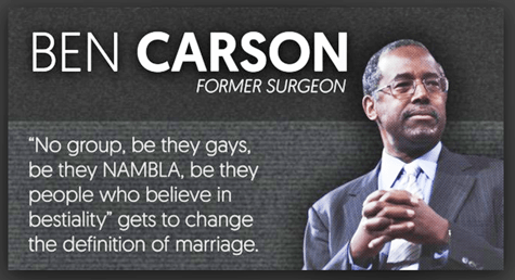 HUD Secretary Ben Carson To Speak At WCF International Convention Of Anti-LGBT Hate Groups
