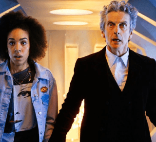 "Dr. Who's New Companion ""Bill"" Is A Lesbian"
