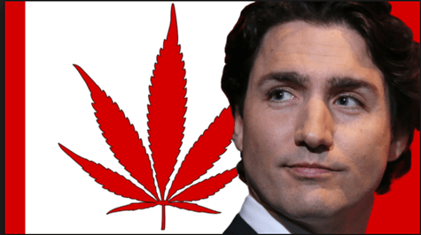 Dreamy Canadian PM Justin Trudeau Introduces Bill To Completely Legalize Marijuana Use Nationwide April 13, 2017