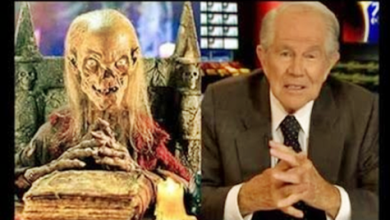 "Cryptkeeper Pat Robertson: The Death Penalty Is ""Absolutely Biblical"""