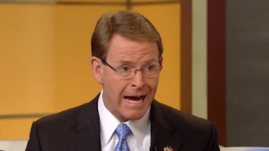 FRC Hate group Leader Tony Perkins Celebrates Trump's Latest Trans Military Ban