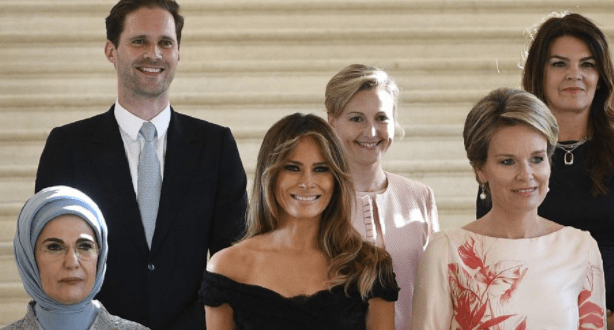 Anti-Gay White House Omits Husband Of Luxembourg Prime Minister In Official Photo