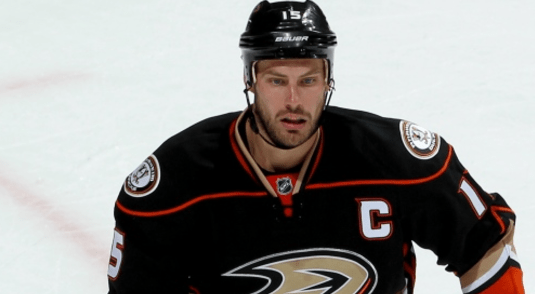 NHL Player Ryan Getzlaf Fined $10,000 For Calling Referee Anti-Gay Slur