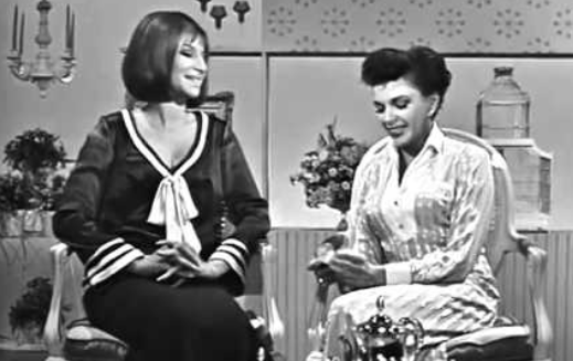 WATCH: The Judy Garland Show Ep. 9 - Guests: Barbra Streisand, The Smothers Brothers and Ethel Merman