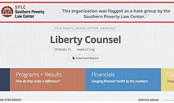 Liberty Counsel Petitions Supreme Court To Overturn Ban On Ex-Gay Therapy Torture