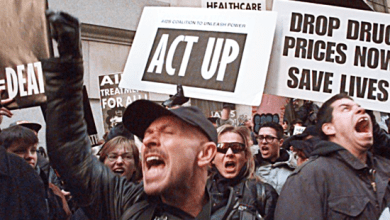 March 10, 1987: ACT UP (The AIDS Coalition to Unleash Power) Is Formed In NYC